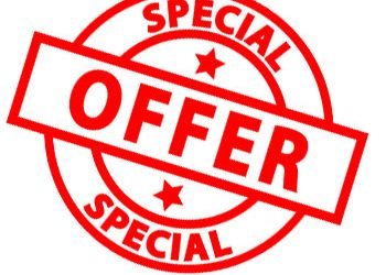Special offer 2017