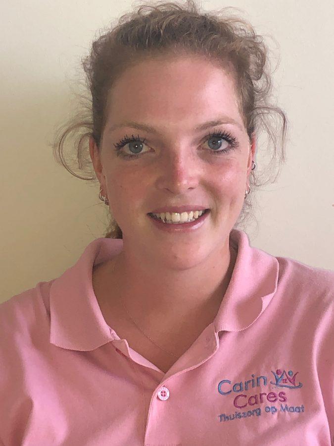 Nieuwe stagiaire bij Carin Cares, welkom Laura!